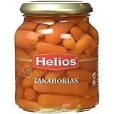 Helios Zanahorias - 340 gr - [Pack de 6]
