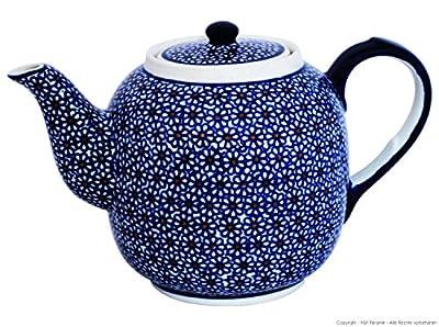 Bunzlauer keramik théière motif 120 1,5 l