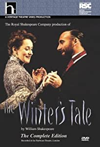 William Shakespeare - The Winter's Tale - Complete Edition [1998] [DVD]