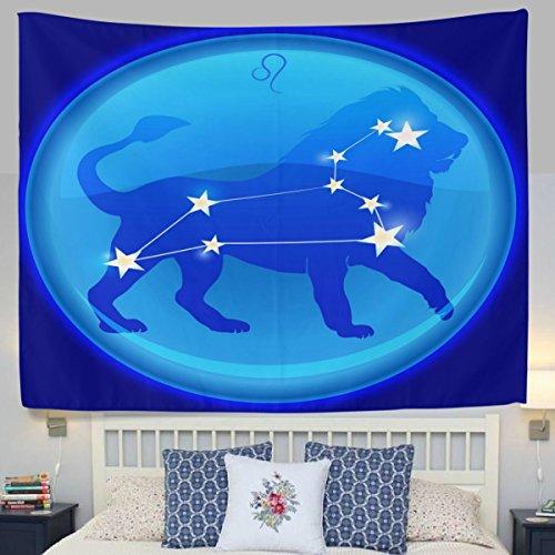 jstel-arazzo-da-parete-fantasy-12-costellazione-leo-da-parete-copriletto-dorm-decor-tapestry-1524-x-