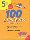 100 problèmes sans peine 5ème