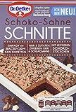 Dr. Oetker Schoko-Sahne Schnitte, 8er Pack (8 x 266 g)
