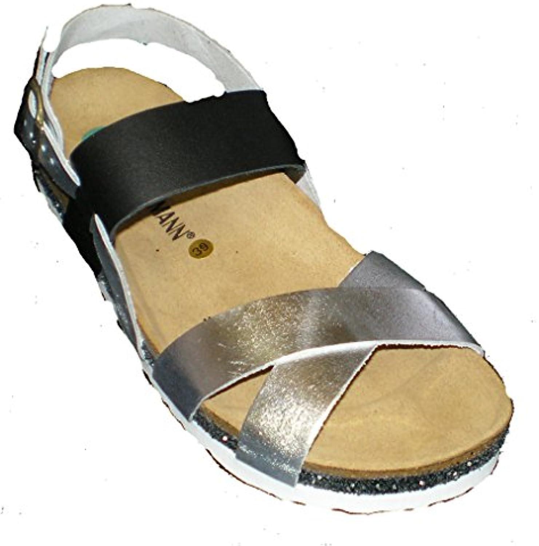 Gentiluomo Signora Dr. Brinkmann 710790-2 donna sandalo Molte varietà vero Elaborazione squisita (elaborazione) | Un equilibrio tra robustezza e durezza  | Uomo/Donne Scarpa