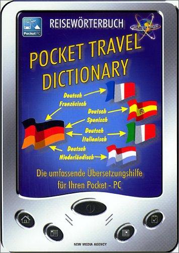 Pocket Travel Dictionary - 4 Sprachen (Pocket) (Niederländisch Pocket Dictionary)