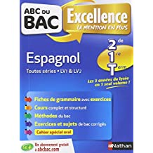 ABC du BAC Excellence Espagnol 2de.1re.Term