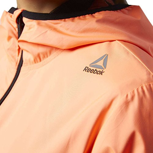 Reebok El Ts Sport Trainingsanzug, Damen orange (guapun)