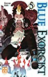 Blue Exorcist Edition simple Tome 5