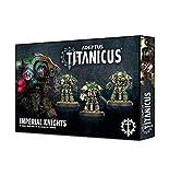 Adeptus Titanicus Imperial Knights (DE)