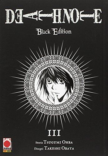 Death Note Black Edition 3 - Seconda Ristampa