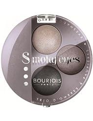 Bourjois Smoky Eyes Trio d'ombres à paupières N°12 Gris Lilac