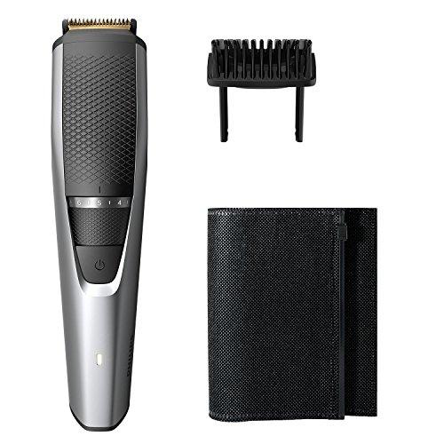 Philips DuraPower Beard Trimmer BT3221/15 - Corded & Cordless, Titanium Blades
