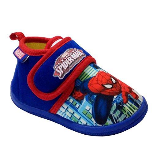 Spiderman pantofole bambino originali marvel k272 (21)