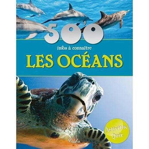 Les océans par Piccolia