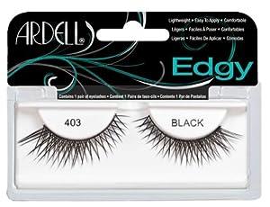 Ardell Edgy Lash 403 False Eyelashes (Pack of 1 x 100 g)