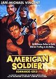 American Soldier. Kommando Gold.