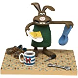 Wallace and Gromit and The Curse of The Were Rabbit Hutch Action Figure