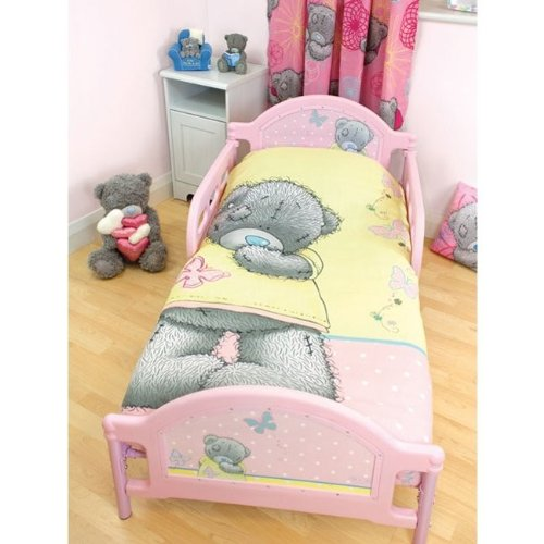 Kids/Childrens Me To You Tatty Teddy Junior Bed Bedding Duvet/Quilt Cover Set (Junior Bed)