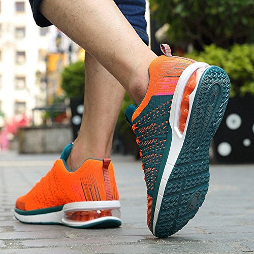 tissé nylon respirant de Sport chaussures en hommes fly chaussures v6wEI