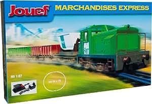 Jouef - HJ1000 - Circuit - Train électrique Marchandises Express