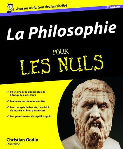 La Philosophie Pour les Nuls, Nouvelle dition augmente