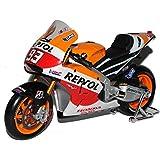 Honda RC213V Repsol Moto GP Weltmeister 2014 Marc Marquez Nr 93 1/10 Maisto Modell Motorrad mit oder ohne individiuellem Wunschkennzeichen