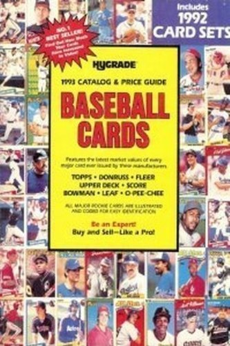 Baseball Cards: Catalog and Price Guide of Topps, Bowman, Donruss, Fleer, Leaf, O-Pee-Cee, Score, and Upper Deck 1993 by Larry Grossman (1992-03-01)