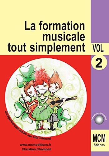 la-formation-musicale-tout-simplement-volume-2-mthode-de-solfge