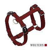 Wolters | Geschirr Professional in Rot | Brustumfang 25 - 35 x B 1 cm