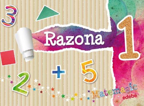 MATEMAGIC RAZONA 1 - 9788468310381
