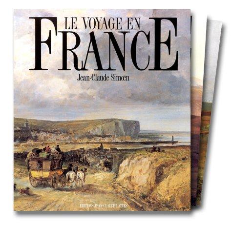LE VOYAGE EN FRANCE COFFRET 2 VOLUMES