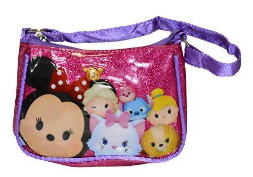 Sac à main–Disney–Tsum Tsum Filles Amour Tsum Sac à main pochette NEUF 138985