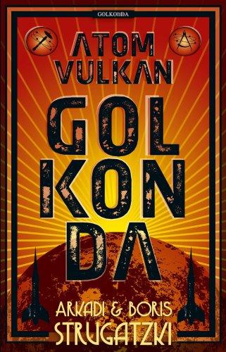 Atomvulkan Golkonda (Klassischen Dunklen Holz)