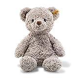 Steiff 113437 Soft Cuddly Friends Honey Teddybär Plüsch grau 38 CM
