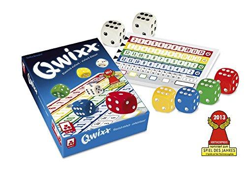 QWIXX-Wrfelspiel-Set-mit-dem-Spiel-QWIXX-Zusatzblcke-2×80-Blatt-Zusatzblcke-GemiXXt-2×80-Blatt-und-Zusatzblcke-Big-Points-2×80-Blatt