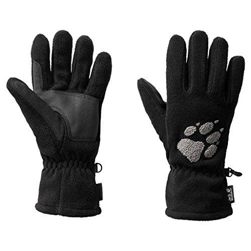 Jack Wolfskin Damen Handschuhe Paw, black, S, 19615-600002