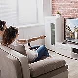 AUKEY Receptor Transmisor Bluetooth 5.0, Audio Adaptador Inalš¢mbrico con aptx-LL, šptico Digital TOSLINK, RCA o 3,5 mm para TV o el Sistema ESTšŠREO del Hogar