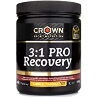 Crown Sport Nutrition Recuperador muscular- 3:1 PRO Recovery drink Post work out fast recovery drink running ciclismo endurance entreno total recovery pro recuperadores musculares