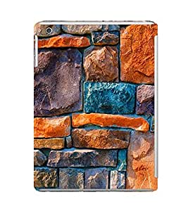 EPICCASE Brick Art Design Mobile Back Case Cover For Apple Ipad Mini 3 (Designer Case)