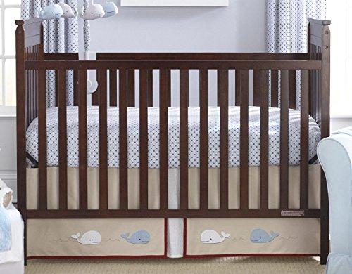 Snug Harbor 3 Piece Baby Crib Bedding Set by Wendy Bellissimo