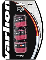 Varlion H2O - Overgrip de pádel, color rojo