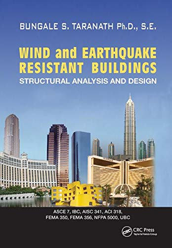 Wind and Earthquake Resistant Buildings: Structural Analysis and Design