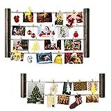 Love-KANKEI Cornice portafoto - Cornice multipla per foto da parete wall decor- 35 foto