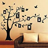 Generic Photo Tree Wall Stickers Removable Decal Home Decor DIY Art Decoration Hot Search