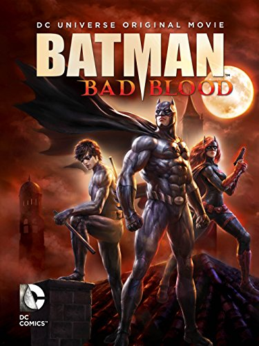 Batman: Bad Blood [dt./OV] (Dark Batgirl Knight)