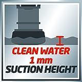 Einhell Schmutzwasserpumpe GE-DP 5220 LL ECO (520 W, 13500 l/h, max. Förderhöhe 7,5 m, Fremdkörper bis 20 mm, Schwimmerschalter) - 5