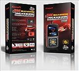 i910 iCarsoft Diagnose Scanner kompatibel mit BMW DEUTSCH Auto Diagnosegerät ODB2 Diagnosegerät KFZ Code Scanner Fehlercodes lesen und löschen Airbag Motor ABS Kombiinstrument und alle anderen Steuerteile