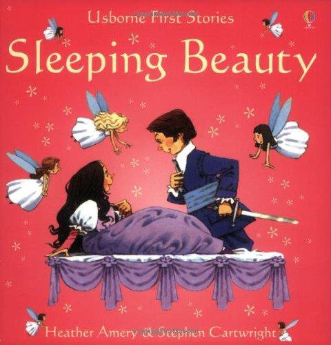 Sleeping Beauty (Usborne Sticker Stories) por Heather Amery