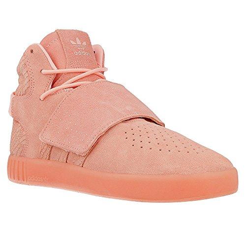 Adidas Sneaker TUBULAR INVADER STRAP BB0390 Rosa, Schuhgröße:40