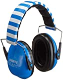 Alpine Muffy Kindergehörschutz - Gehörschutz für Kinder ab 2 Jahren - Verhindert Gehörschäden - Robust und einfach zu verstauen - Bequeme Passform - Blau