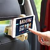 Ganchos para reposacabezas de coche, 2 en 1, universal, soporte para colgar el asiento trasero del coche para bolsa de teléfono o monedero de ropa